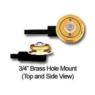 OEM Motorola 3080384M48 - 3/4 Hole Mini UHF Crimp w/ 17ft.RG58A/U Cable