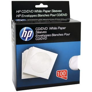 Hp Hpws100Rb Cd/Dvd Storage Sleeves (100 Pk)|https://ak1.ostkcdn.com/images/products/is/images/direct/6d8f00ee85dee37dd0c12796d7a1c31f61e51517/Cd-Storage-Sleeves-100Pk.jpg?impolicy=medium