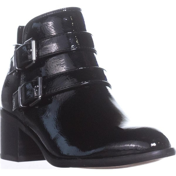 Franco Sarto Raina Ankle Boots, Black
