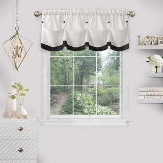 Link to Lana Window Curtain Valance 58x14 Similar Items in Window Treatments