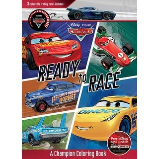 Parragon-Cars 3 Ready To Race