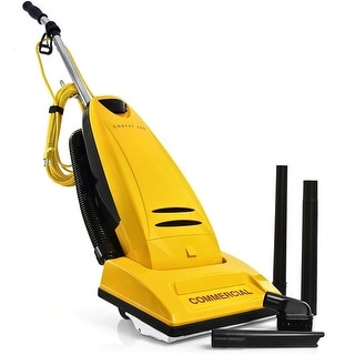 Carpet Pro Commercial CPU-2T Upright Vacuum Cleaner w/ On-Board Tools