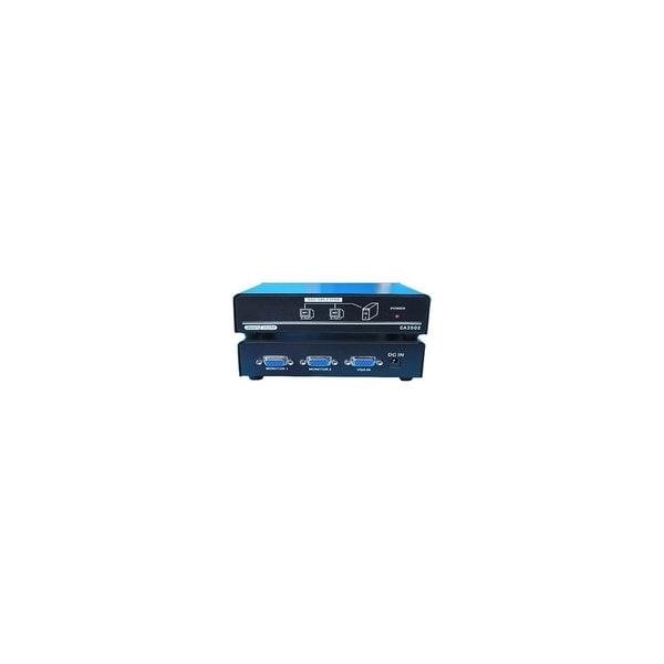 4XEM 4XVGASP3502 4XEM 2-Port VGA Splitter 350 MHz - 350 MHz