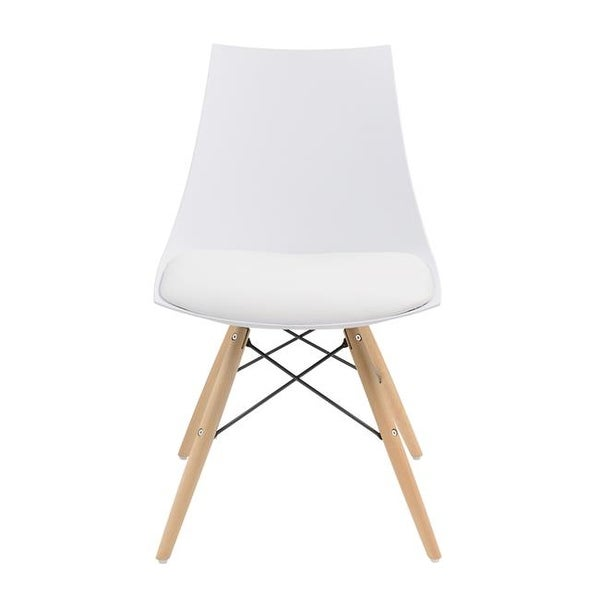 8905a752a79a68 Shop Emerald Home Annette Dining Chair White