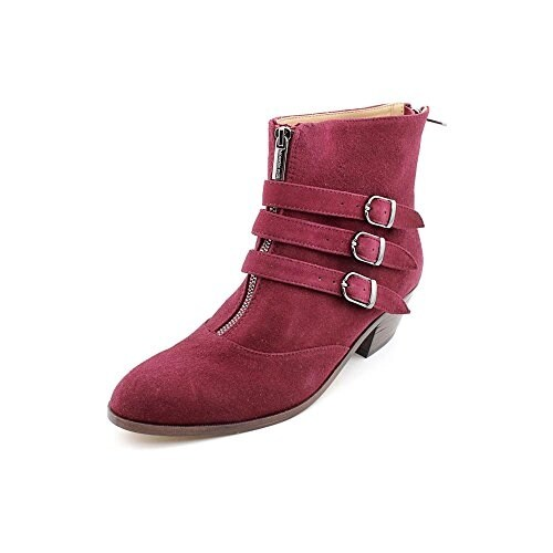 Modern Vice Womens Jasper Leather Closed Toe Ankle Fashion Boots