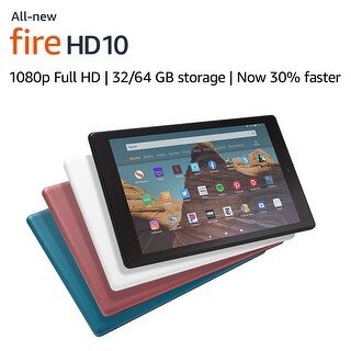 Amazon Fire HD 10, 2019, 32GB