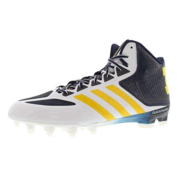 Adidas As Smu Crazyquick Mid Ncaa Football Men's Shoes