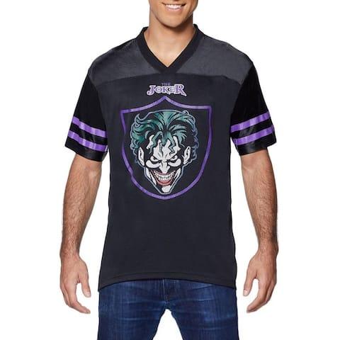 DC Comics The Joker #13 Football Jersey