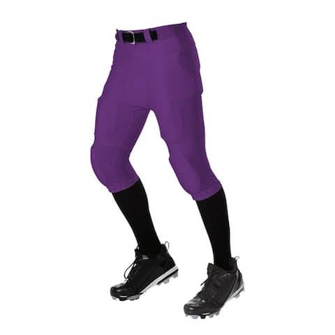 Alleson Athletic - No Fly Football Pants With Slotted Waist