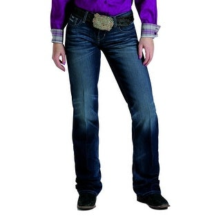 Cinch Western Denim Jeans Womens Ada Relaxed Sorbtek Dk MJ80852071