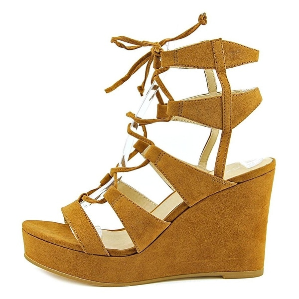 Nine West Womens Kaliope50 Open Toe Casual Platform Sandals
