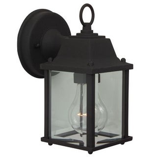 "Craftmade Z192 Coach Lights 9"" Outdoor Wall Sconce"