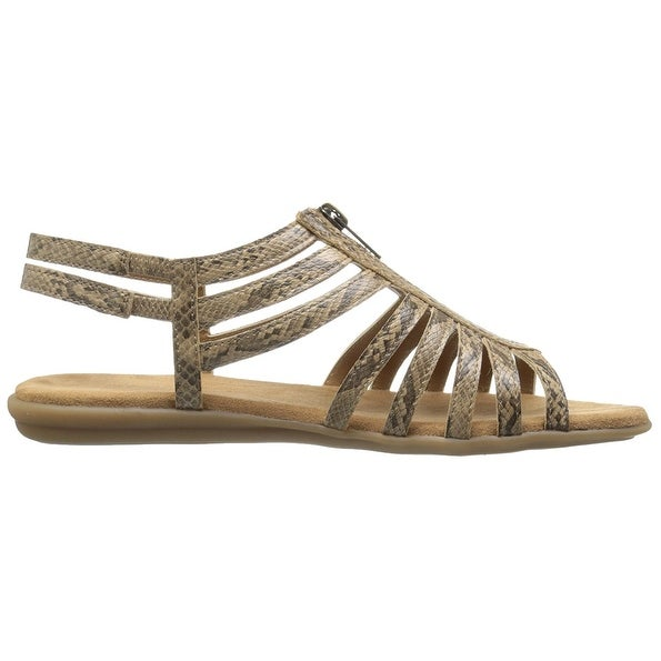 92dd8c37a62d Shop Aerosoles Womens Chlothesline Open Toe Casual Gladiator Sandals - Free  Shipping Today - Overstock - 15003530