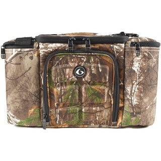 6 Pack Fitness Innovator 300 Meal Management Bag - Realtree Camo