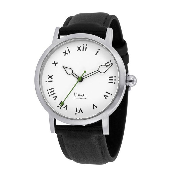 Women's Projects Michael Graves Forum Stainless Steel Watch - Black