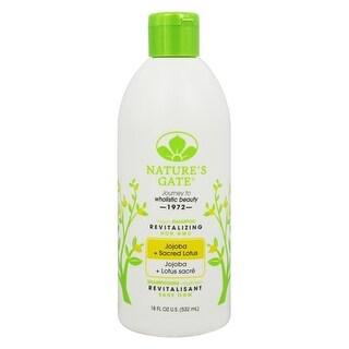 Nature's Gate Shampoo Jojoba Revitalizing 18-ounce