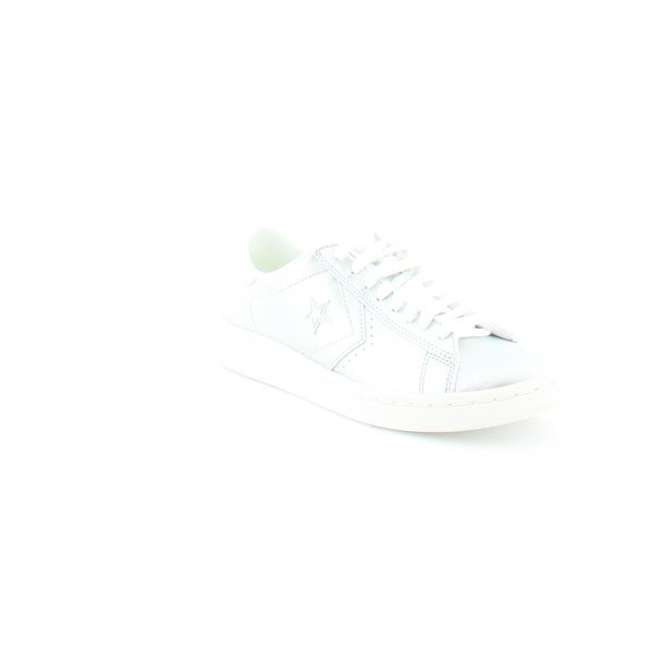 Converse Pl Lp Ox Women's Athletic Silver / White - 6