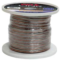 16 Gauge 50 ft. Spool of High Quality Speaker Zip Wire