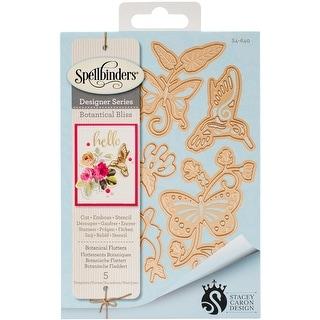 Spellbinders Shapeabilities Dies-Botanical Flutters