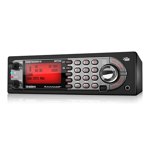 Uniden Bearcat BCT15X Mobile BearTracker Scanner with SAME Alert