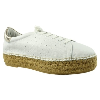 321b8ae0892 Shop Steve Madden Womens Pace White Espadrilles Size 9.5 - Free Shipping On  Orders Over  45 - Overstock - 22899454