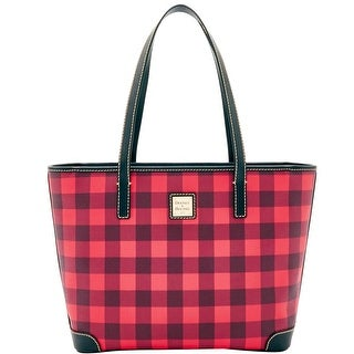 Dooney & Bourke Tucker Charleston Shopper (Introduced by Dooney & Bourke at $228 in Jul 2016) - Red