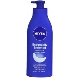 NIVEA Essentially Enriched Body Lotion 16.9 oz