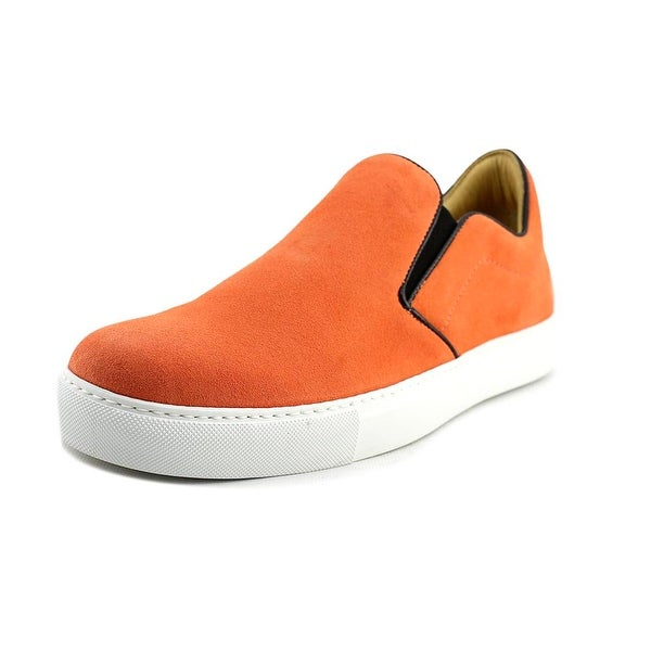 Mr. Hare Llewelyn Men Orange Loafers