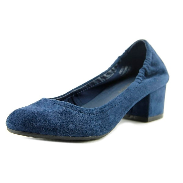 Zigi Soho Candace Women Navy Pumps