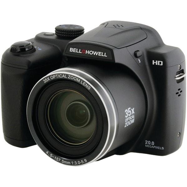 Bell+Howell B35Hdz 20.0-Megapixel B35Hdz Digital Camera With 35X Optical Zoom