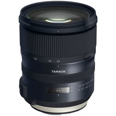 Tamron SP 24-70mm f/2.8 Di VC USD G2 Lens for Canon EFSP 24-70mm f/2.8 Di VC USD G2 Lens for Canon EF (International Model)