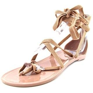 LFL Jinx Open Toe Canvas Gladiator Sandal