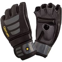 Century Brave Grip Bar MMA Transition Training Bag Gloves - Black/Gray