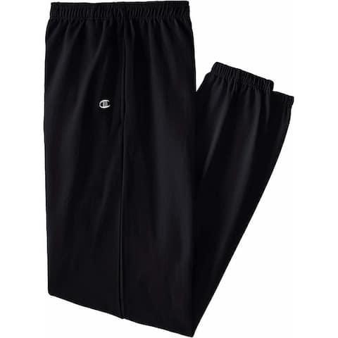 Champion Men's Closed Bottom Fleece Pants