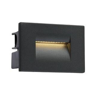 """Eurofase Lighting 31590 Single Light 4-3/16"""" Wide Integrated LED Landscape Hardscape Light"""