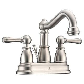 Anzzi KF-AZ151 Edge Centerset 1 GPM Bathroom Faucet