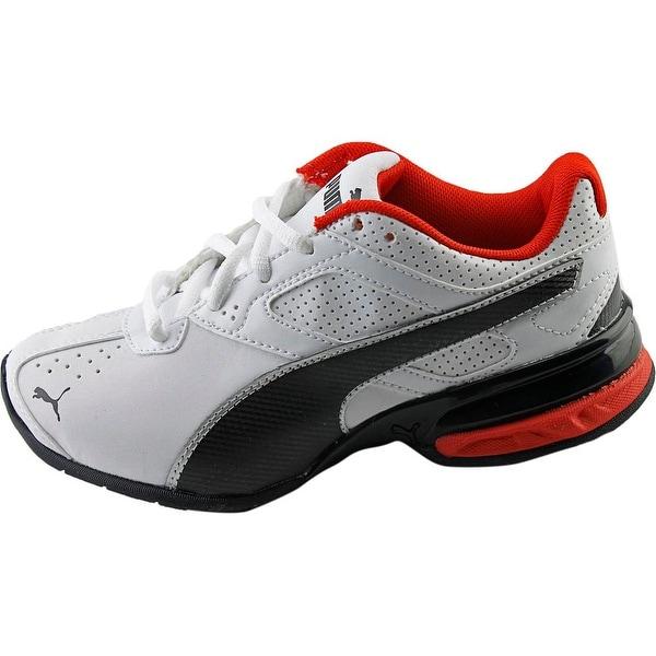 Shop Puma Tazon 6 SL Jr Round Toe Synthetic Sneakers Free