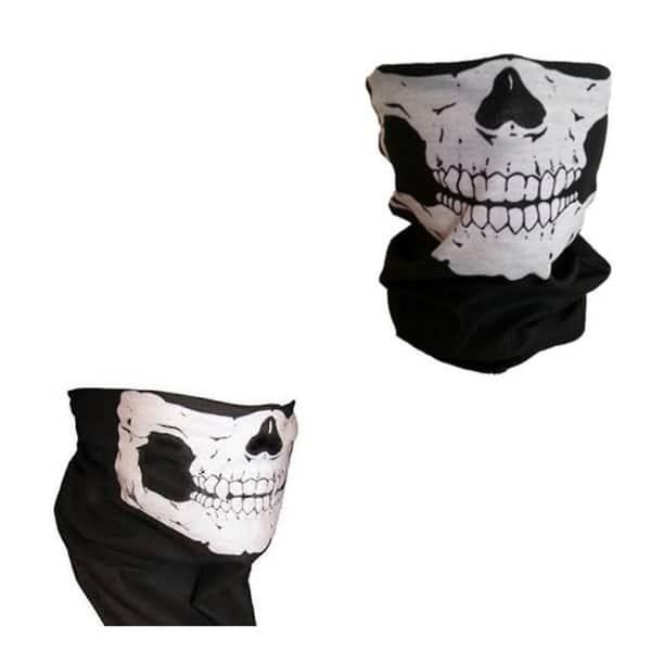 Shop Skull Skeleton Face Mask For Snowboard Ski Paintball Biker Overstock 23019343