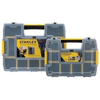 Stanley STST60974 Sortmaster Tool Box Organizer, Heavy Duty, Plastic