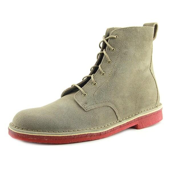 0b146580 Shop Clarks Originals Desert Mali Men Round Toe Leather Desert Boot ...