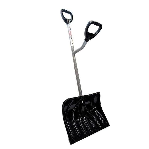 Shop Ergieshovel Snws101 Ergonomic Snow Shovel With Extra