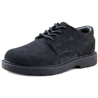 School Issue Scholar Round Toe Leather Oxford