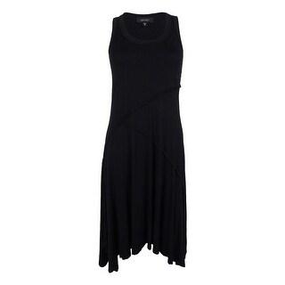 Karen Kane Women's Reverse Seam Dress - Black - m