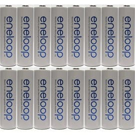 Panasonic Eneloop 4rd generation 16 Pack AA NiMH Pre-Charged Rechargeable Batteries+FREE BATTERY HOLDER|https://ak1.ostkcdn.com/images/products/is/images/direct/6dbce92792cf4259f7c8e4e980e2120e1cbefb25/Panasonic-Eneloop-4rd-generation-16-Pack-AA-NiMH-Pre-Charged-Rechargeable-Batteries%2BFREE-BATTERY-HOLDER.jpg?impolicy=medium