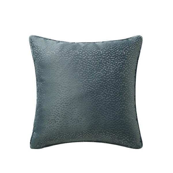 Rose Tree Clarissa Applique Throw Pillow Overstock 31291647