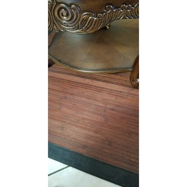 Chinese Handmade Bamboo Rug 4 x 6 Free Shipping Today