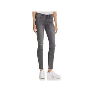 Paige Womens Verdugo Skinny Jeans Denim Raw Hem (4 options available)
