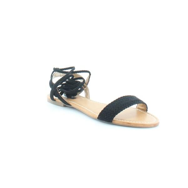 INC International Concepts Ganice Women's Sandals Black
