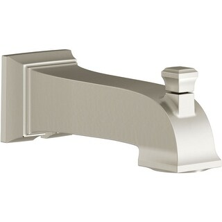 """American Standard 8888.108  Town Square S 7-5/16"""" Integrated Diverter Tub Spout"""