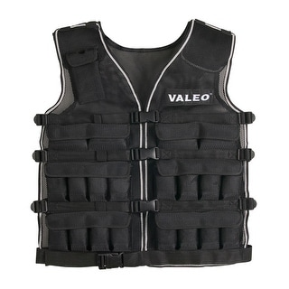 Valeo Weighted Vest - 20lb